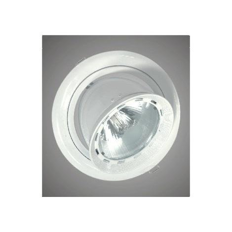 Downlight 8012  1xG12/70W bílá