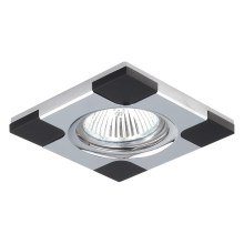 Downlight DOWNLIGHT 1xGU10/50W chrom / wenge