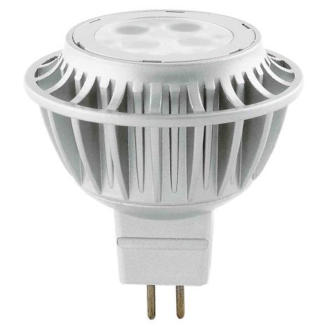 EGLO 11412 - LED Stmívatelná žárovka GU5,3/6,3W 3000K
