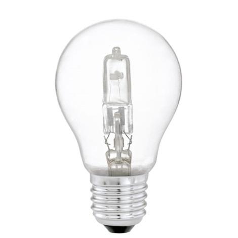 EGLO 12482 - Halogenová žárovka E27/52W