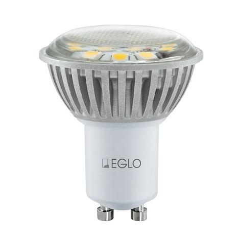 EGLO 12723 - LED Žárovka GU10/3W SMD LED 3000K