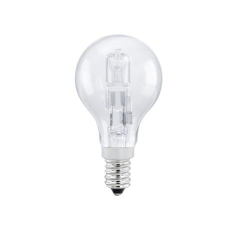 EGLO 12796 - E14/28W Halogenová žárovka stmívatelná