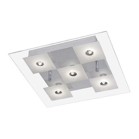 EGLO 13271 - Stropní svítidlo FRES 1 5xG9/33W