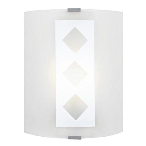 Eglo 13324 - Nástěnné svítidlo BONDO 1xE27/60W/230V