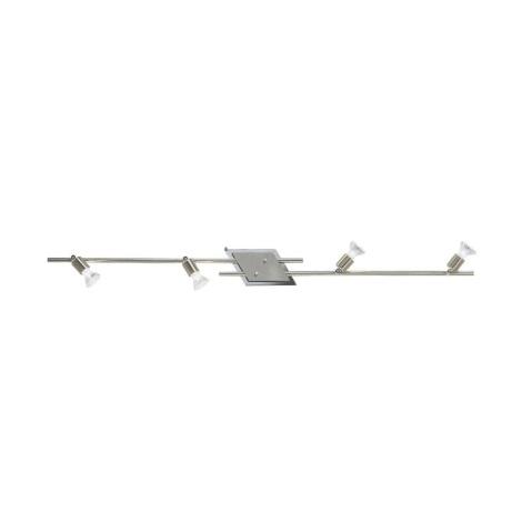 EGLO 13515 - LED Bodové svítidlo BIASCO 4xGU10/2,5W LED