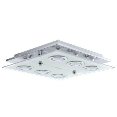 EGLO 13551 - Stropní svítidlo CABO 6xGU10 LED/2,5W