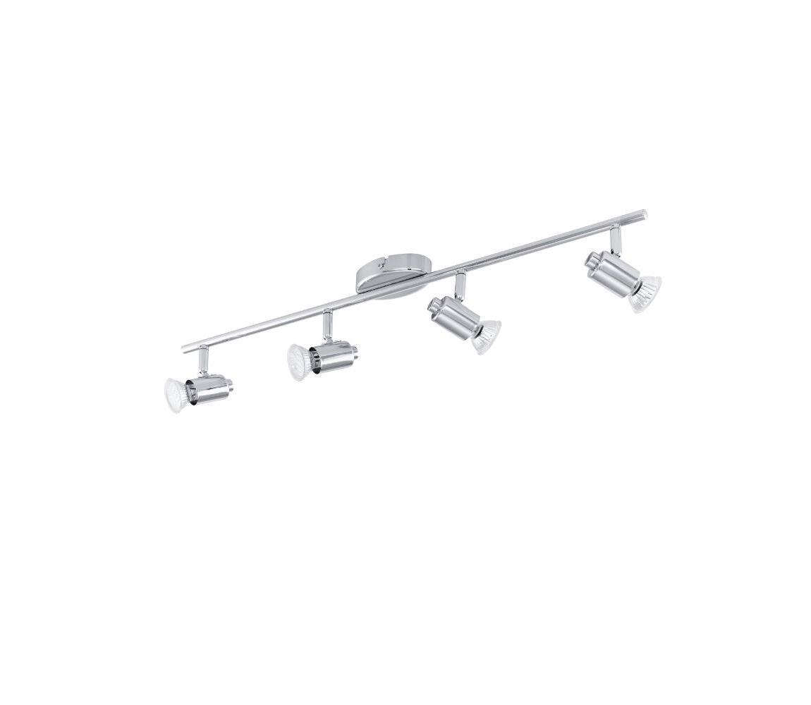 Eglo 13572 - Bodové svítidlo 4xGU10 LED/2,5W/230V EG13572