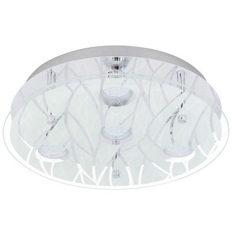 Eglo 13673 - LED stropní svítidlo FARELLA 4xGU10/3W/230V
