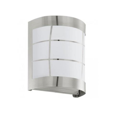 Eglo 18626 - Venkovní nástěnné svítidlo MARACAS 1xE27/40W/230V IP44