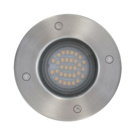 EGLO 18641 - LED Venkovní nájezdové svítidlo UNION 1xLED/2,5W/230V IP65