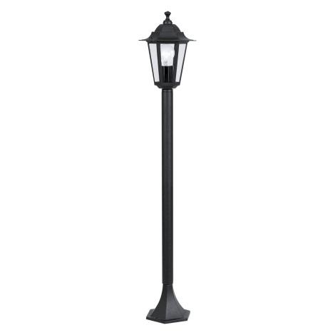 EGLO 22144 - Venkovní lampa LATERNA 4 1xE27/60W