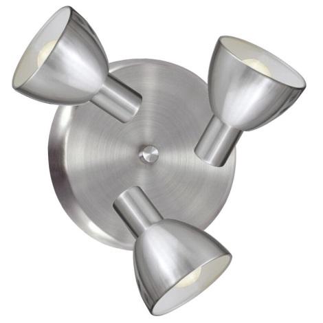 EGLO 22151 - Bodové svítidlo PRIMO 2 3xE14/40W