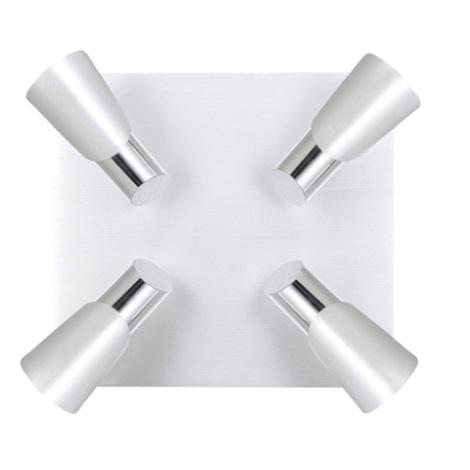 EGLO 22252 - Bodové svítidlo SKIP 1 4xGU10/9W chrom
