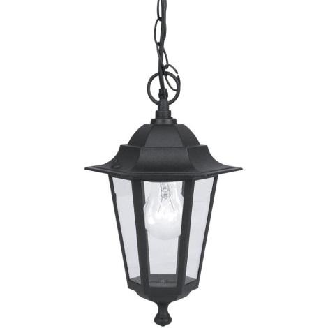 EGLO 22471 - Venkovní lampa LATERNA 4 1xE27/60W