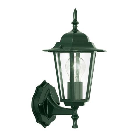 EGLO 22474 - Venkovní nástěnné svítidlo LATERNA 6 22474 1xE27/60W