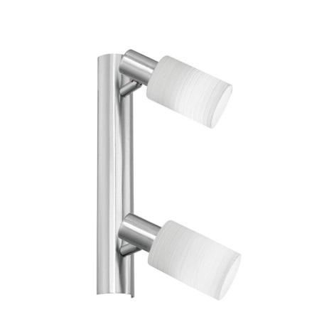 EGLO 22639 - Bodové svítidlo CORK 2xG9/9W