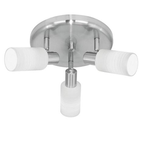 EGLO 22641 - Bodové svítidlo CORK 3xG9/9W