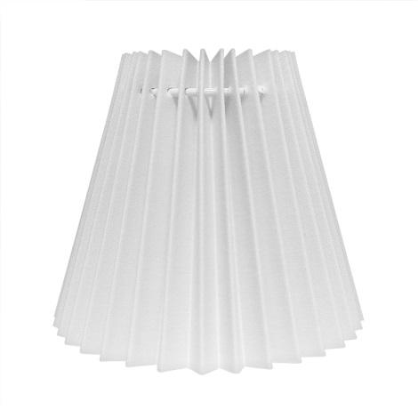 Eglo 22702 - Stínidlo bílé skládané 1xE14 pr.140
