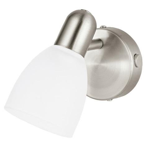 EGLO 22796 - Bodové svítidlo DAKAR 2 1xG9/40W