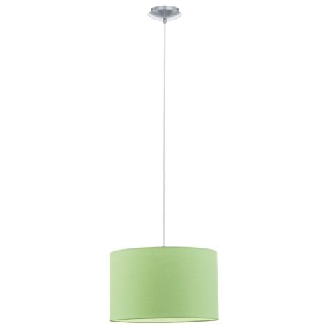 EGLO 22882 - Závěsné svítidlo PLIBO 1 1xE27/60W