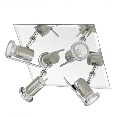 Eglo 22974 - Koupelnové svítidlo TAMARA 4xGU10/35W/230V