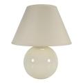 Eglo 23874 - Stolní lampa TINA 1xE14/40W/230V krémová