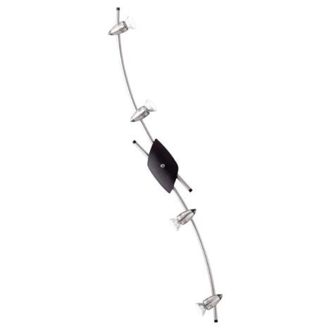 EGLO 23885 - Bodové svítidlo LEON 4xGU10/50W