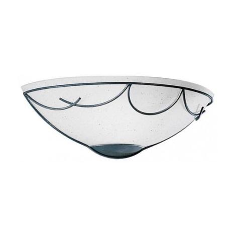 EGLO 26074 - Nástěnné svítidlo PLATO 1xE27/60W
