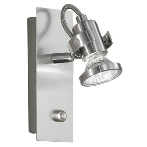 EGLO 26873 - Bodové svítidlo TUKON 1xGU10/50W