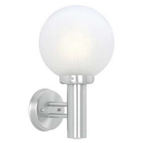 EGLO 27125 - Venkovní nástěnné svítidlo 1xE27/60W