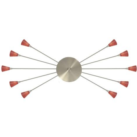 EGLO 27655 - Stropní svítidlo Salima 10xG4/20W
