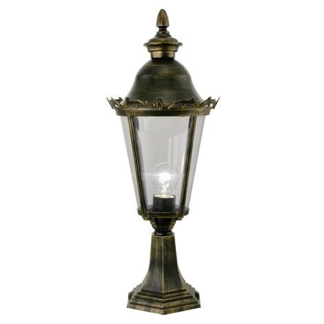 EGLO 27687 - Venkovní lampa URBINO 1xE27/60W/230V