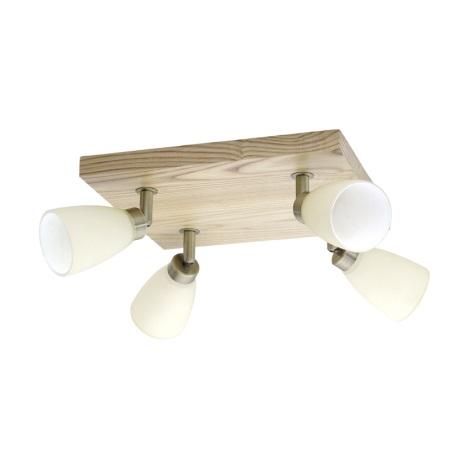 EGLO 30125 - Bodové svítidlo LAURETTA 4xG9/40W