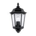 Eglo 30142 - Venkovní nástěnné svítidlo SPLEEN 1xE27/60W/230V IP44