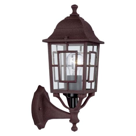 EGLO 30157 - Venkovní nástěnné svítidlo KOLEA 1xE27/60W