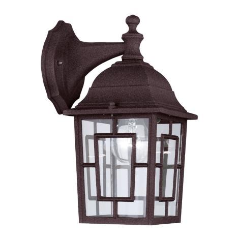 Eglo 30158 - Venkovní nástěnné svítidlo KOLEA 1xE27/60W/230V