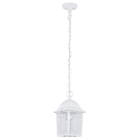 Eglo 30167 - Venkovní lustr na řetězu KOLEA 1xE27/60W/230V