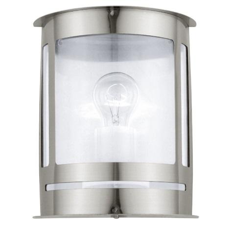 EGLO 30173 - Venkovní nástěnné svítidlo DARIL 1xE27/60W