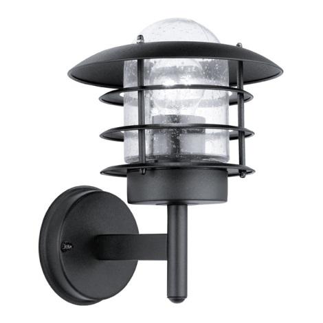 Eglo 30176 - Venkovní nástěnné svítidlo MOUNA 1xE27/60W/230V