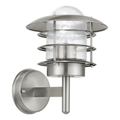 EGLO 30181 - Venkovní lampa MOUNA 1xE27/60W