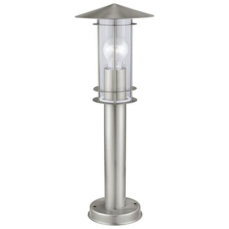 Eglo 30187 - Venkovní lampa LISIO 1xE27/60W/230V