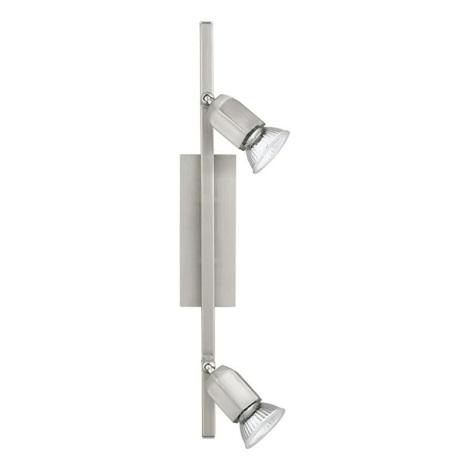 EGLO 30518 - Bodové svítidlo ZAMBIA 2xGU10/50W