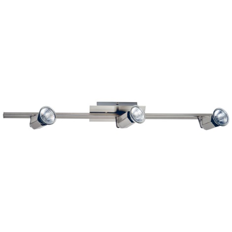 Eglo 30519 - Bodové svítidlo ZAMBIA 3xGU10/50W/230V