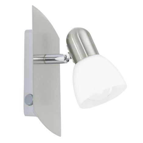 Eglo 30532 - Bodové svítidlo ENEA E14/40W/230V
