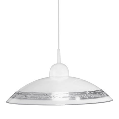 Eglo 3057 - Lustr VETRO E27/100W/230V