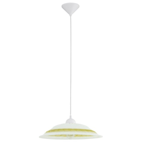 EGLO 30623 - závěsné svítidlo 1xE27/60W