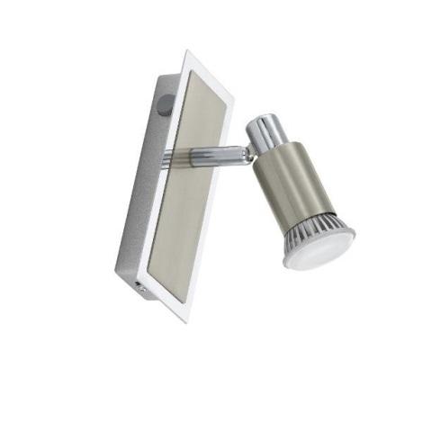 EGLO 30849 - LED Bodové svítidlo ERIDAN 1xGU10/3W LED