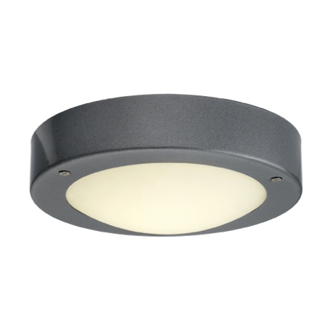 EGLO 30907 - LED Venkovní svítidlo IP44 VENTO 1 LED/3,7W černé