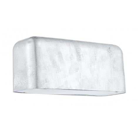 Eglo 30915 - LED koupelnové nástěnné svítidlo AVESIA 1xGU10/2,5W/230V
