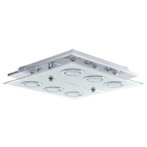EGLO 30932 - LED Stropní svítidlo CABO 6xGU10/3W/230V